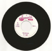 U-Roy - Tom Drunk / Nora Dean - Angie La La (Treasure Isle) UK 7""